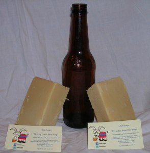 Goat Milk Soap with Beer
