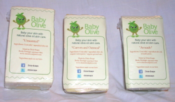 Baby Olive Olive Oil Soaps