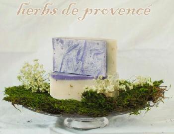 Herbes de Provence Goat Milk Soap