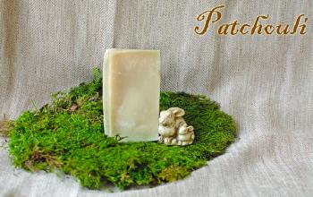 Patchouli-Yuzu Goat Milk Soap
