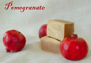 Pomegranate Goat Milk Soap